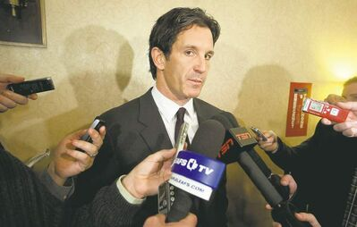 NHL vice-president of player safety Brendan Shanahan