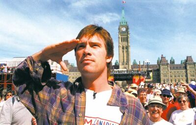 The 'I Am Canadian' ad, featuring actor Jeff Douglas, struck a patriotic chord that even Molson executives didn't anticipate.