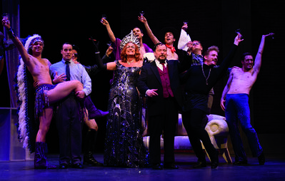 Rainbow Stage production of The Producers