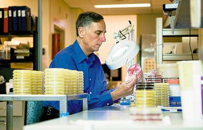 Dr. Andrew Simor is head of infectious diseases at Sunnybrook Health Sciences Centre in Toronto.