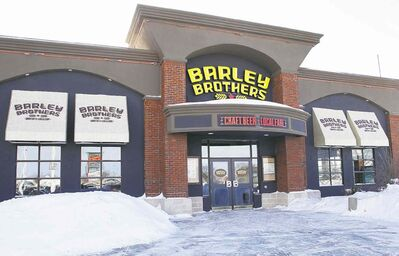 The Barley Brothers on Empress Street.