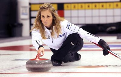 Well, look who's in the final: it's Jennifer Jones.