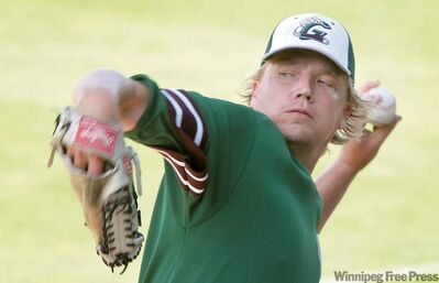 RailCats southpaw Brad Halsey has fallen a long way but is determined to clamber back up to the big leagues.