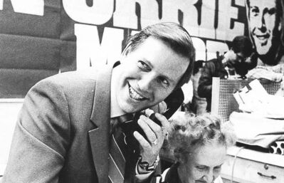 JAMES HAGGARTY / WINNIPEG FREE PRESS ARCHIVES