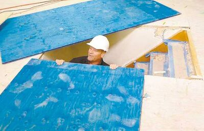 Ensure floor joists and subfloors are properly secured, or you'll likely face ripping up a newly finished floor.