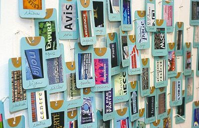 Tags made of words 'collected' in Winnipeg