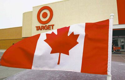 Target outlets have long been popular with cross-border shoppers. Stores in Canada aren't seeing similar results.