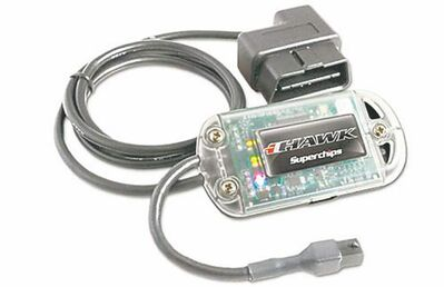 iHawk vehicle diagnostics system