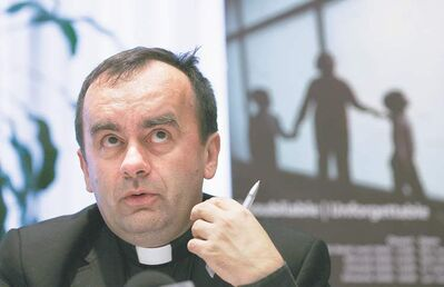 Father Patrick Desbois is coming to Winnipeg to speak to high school students and receive an honorary degree from the U of W.