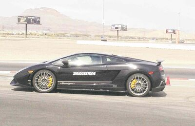 For automotive thrill-seekers, the Exotics Racing experience will teach some good skills.