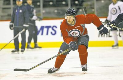 Winnipeg Jets defencemen Grant Clitsome will be getting some welcome veteran assistance on the blueline when Byfuglien and Bogosian return to the lineup.