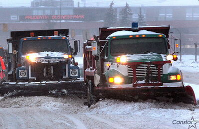 Winnipeg is the only city among six audited that clears snow from streets from curb to curb, the report says.