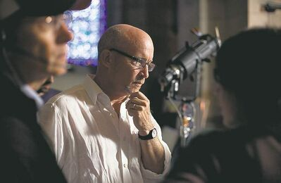 Director Alex Gibney