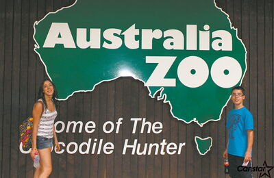 Sydney and Cameron Franzmann loved their once-in-a-lifetime trip Down Under.