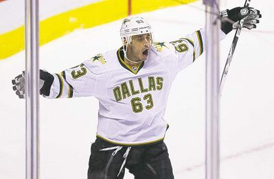 Former Dallas Stars forward Mike Ribeiro should be a solid No. 2 centre for the Capitals.