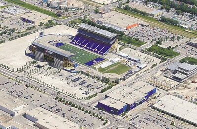 When the former Canad Inns Stadium is replaced by retail developments, traffic will be even heavier.