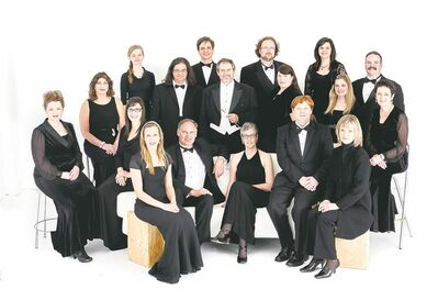 SUPPLIED PHOTOWinnipeg Singers are among many groups presenting holiday concerts.