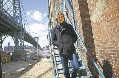 Roberts, who left Winnipeg in 1994, is looking forward to performing here.