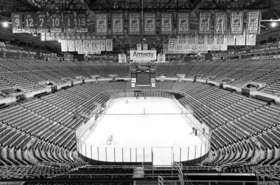 The Joe Lewis Arena in Detroit sits empty in this Dec. 18 file photo.