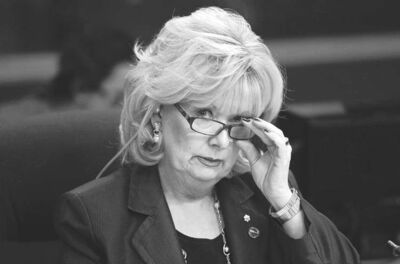 Sen. Pamela Wallin wrote cheques totalling $100,600 plus interest.