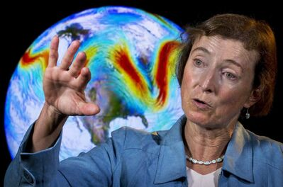 Rutgers University Climate Scientist Jennifer Francis