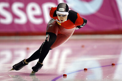 Brittany Schussler is making a concerted effort for another shot at Olympic medas.