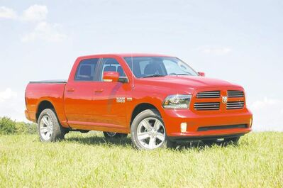 The 2014 Ram 150 will be available with a 3L EcoDiesel engine, the first diesel offered in a North American half-ton pickup since 1999.