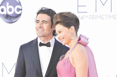 Ashley Judd and race-car driver Dario Franchitti are giving their relationship another try.