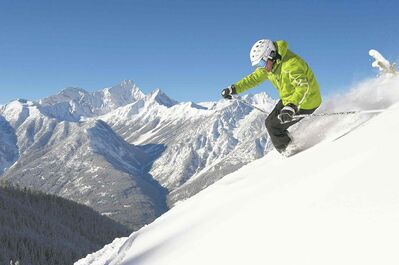 Panorama, comprised primarily of double-black diamond runs, lived up to its billing.