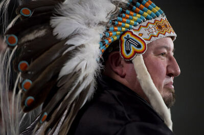 Manitoba Grand Chief Chief Derek Nepinak