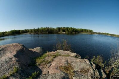 The Bloodvein River is in part of the area of boreal forest in the bid to become a UNESCO World Heritage Site.