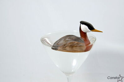 This cocktail bird will flock to the Prairie Canada Carving Championship on April 6 and 7.