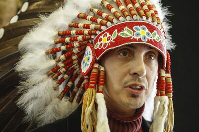 Mathias Colomb Cree Nation Chief Arlen Dumas says the ruling backs up his position.