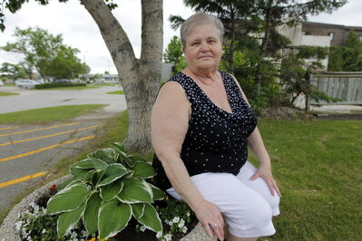 Penny Treflin, 69, is seeking records of her adoption.