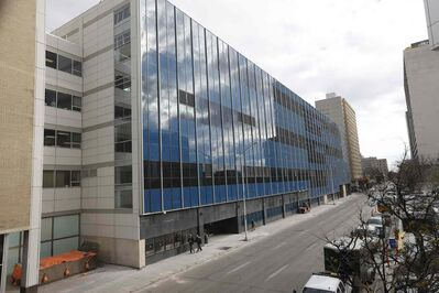 The cost of renovating the old Canada Post building for the Winnipeg Police Service stands at $211 million.