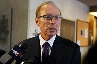 Mayor Sam Katz is expected to announce who is joining his executive policy committee, replacing councillors Dan Vandal and Scott Fielding.