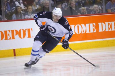 The Winnipeg Jets have inked a two-way contract with Keaton Ellerby worth $700,000 if he plays in the NHL.