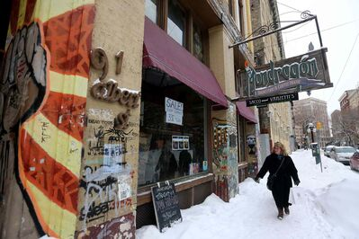 Mondragon, a popular café and book store in the Exchange District, will close Jan. 26