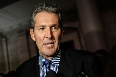 Leader of the Opposition PC MLA Brian Pallister