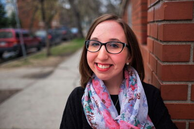 Candace Maxymowich, 20, has announced that she intends to run for school trustee in the Louis Riel School Division Ward 4 in the upcoming October 22 election.