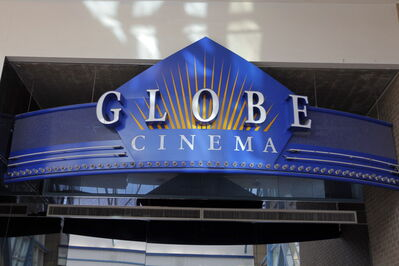 Globe Cinema in Portage Place is closing this month.