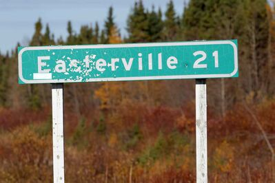 Easterville is located about 500 kilometres north of Winnipeg.