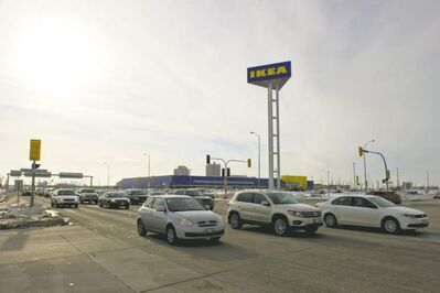 Celebrate the arrival of IKEA if you like. Or don�t shop there. Just don�t assume this furniture chain�s arrival says anything about Winnipeg�s economic status.