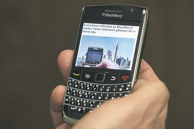 Adrian Wyld / The Canadian PressRIM will release its latest operating system and new high-end smartphones this year.