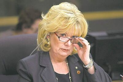 Pamela Wallin: 'I have been co-operating fully and willingly with the auditors.'