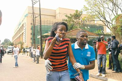 Fred Mutune / MCT
