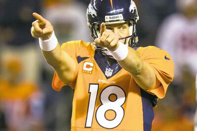 Kent Nishimura / Colorado Springs Gazette / MCT archives