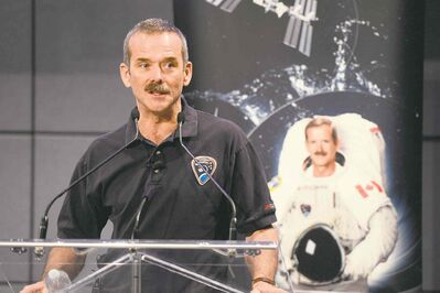 Canadians will enjoy Hadfield's book not just because he's a national hero, but because they will see so much of him in  themselves.