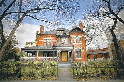 Historical society members are to cast ballots Saturday on the future of Dalnavert Museum.