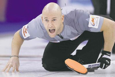 John Woods / THE CANADIAN PRESS archivesRyan Fry would love to take in the sights of Sochi, but there�s one big hurdle left to clear this afternoon.